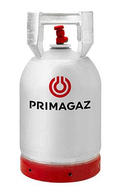 Gasflasker Nysted, alu gasflaske 6 kg