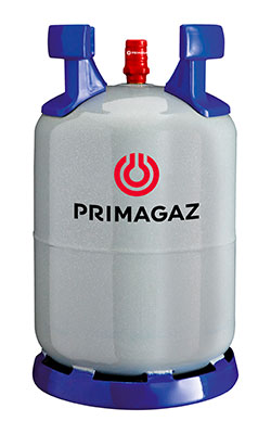 Gasflasker Nysted, PrimaLight 10 kg