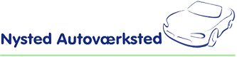 Nysted autoværksted, logo 2