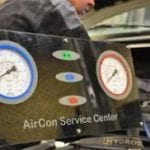 Service af aircondition hos Nysted autoværksted